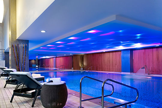 Spa Chelsea Harbout Hotel