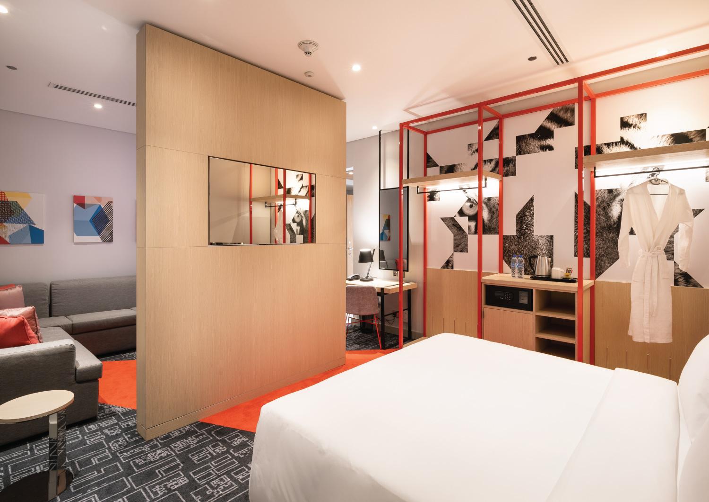 Studio-M-Arabian-Plaza-Urban-Executive-Bed