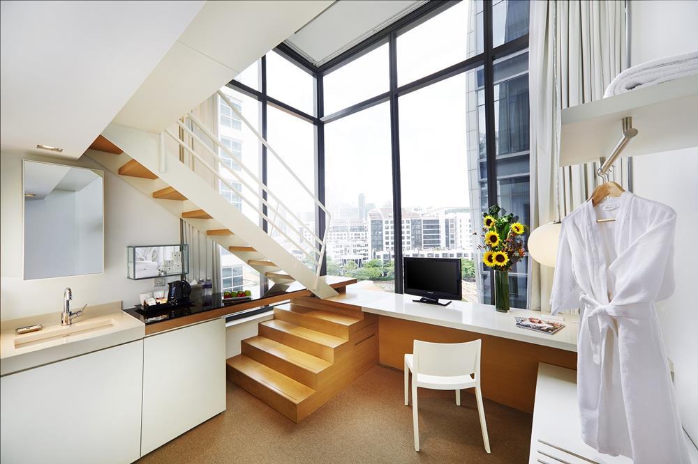 studio m boutique hotel singapore