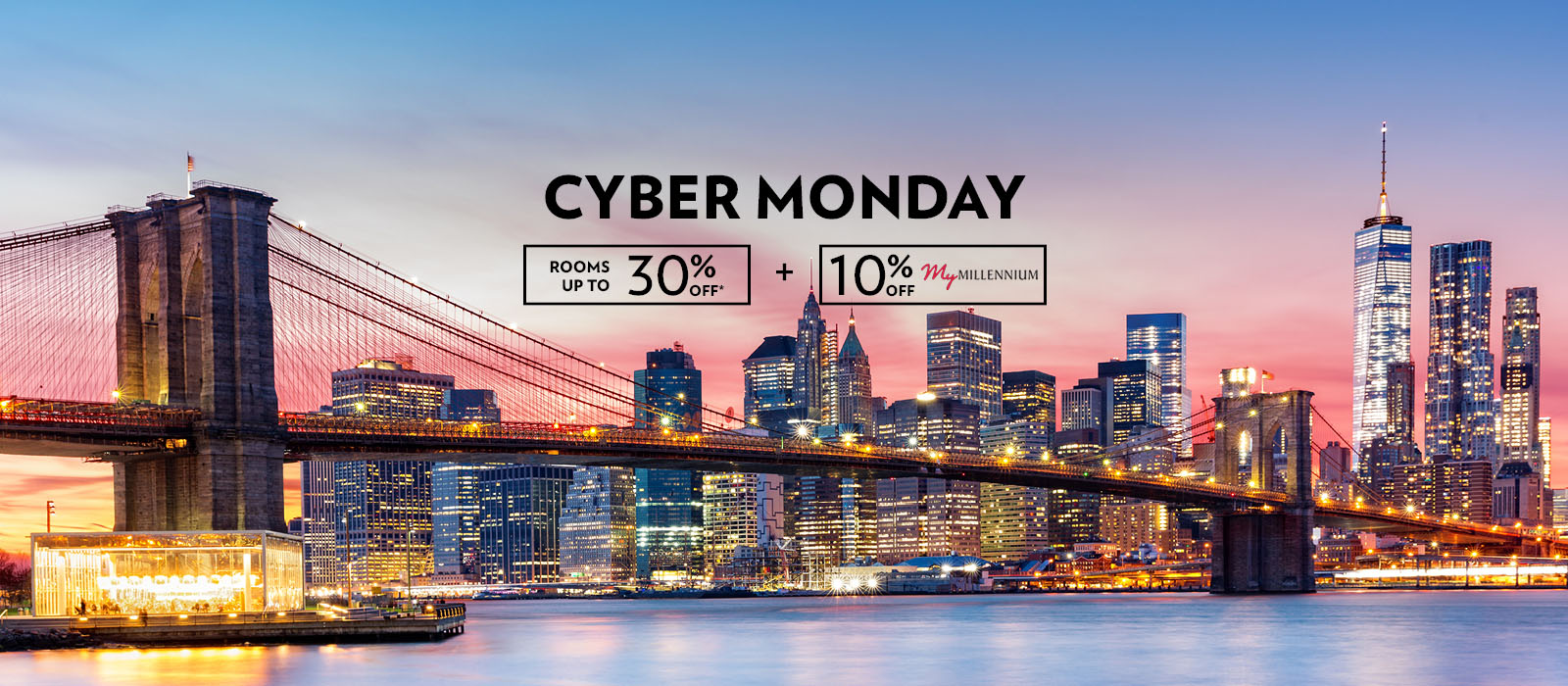 Cyber Monday 2020 Offer Page Image NYC